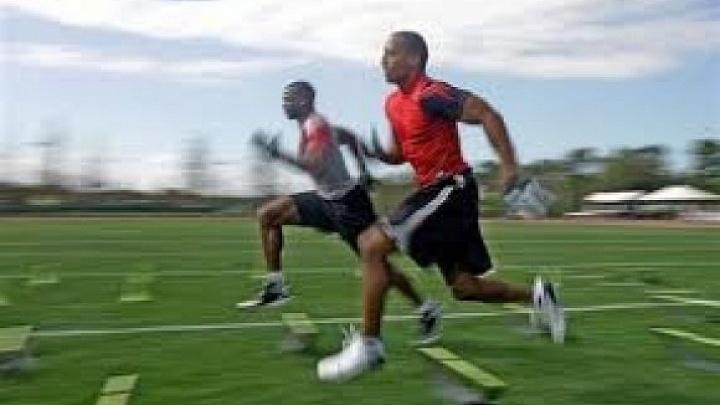 Short to long sprint training