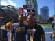 Thomas and McCabe 2016 MLB All-Star Game Strength and Conditioning Coaches